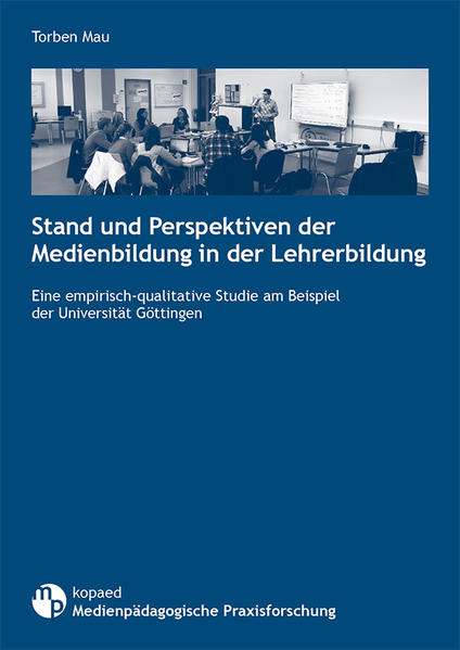Stand und Perspektiven der Medienbildung in der Lehrerbildung - Coverbild