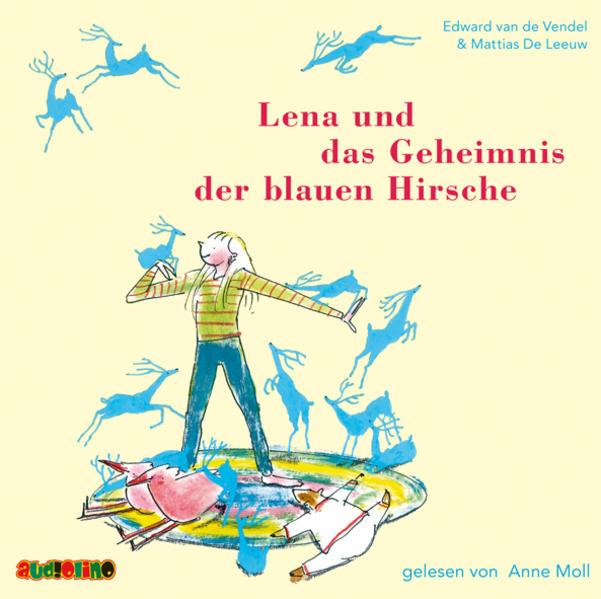 Lena und das Geheimnis der blauen Hirsche - Coverbild