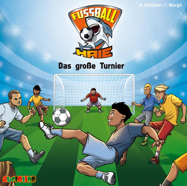 Fußball-Haie (2) - Coverbild