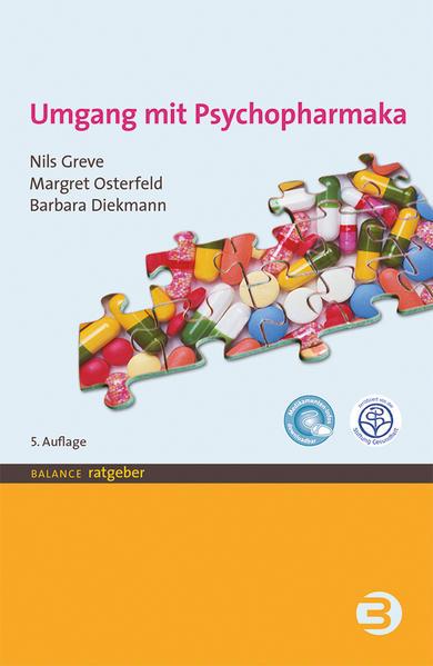Umgang mit Psychopharmaka - Coverbild