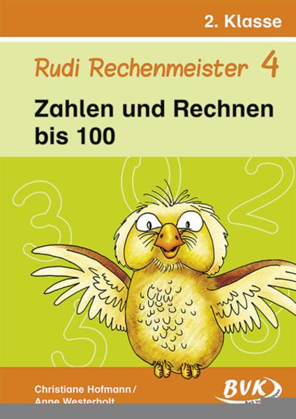 Rudi Rechenmeister 4 - Coverbild
