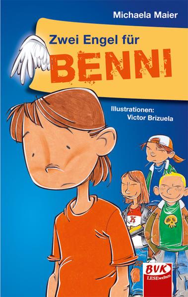 Zwei Engel für Benni - Coverbild