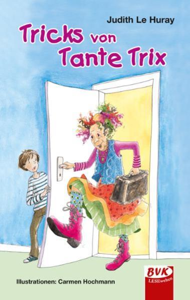 Tricks von Tante Trix - Coverbild