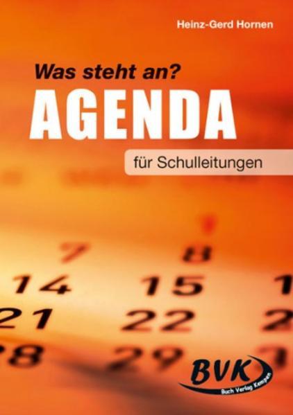 Was steht an? Agenda Laden Sie PDF-Ebooks Herunter