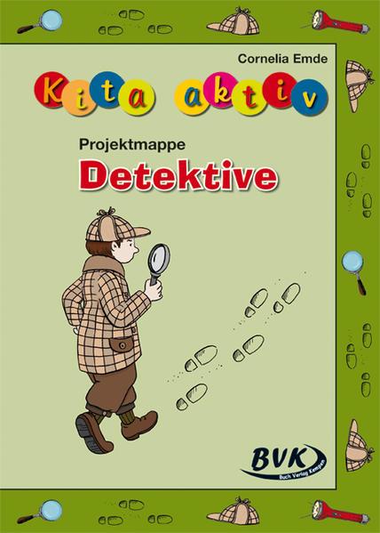 Kita aktiv Detektive - Coverbild