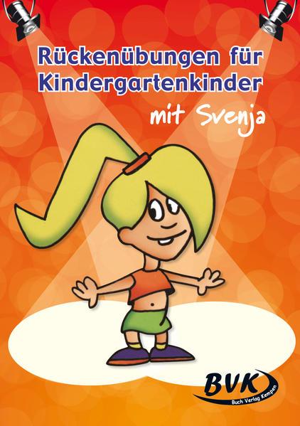 Rückenübungen für Kindergartenkinder mit Svenja - Coverbild