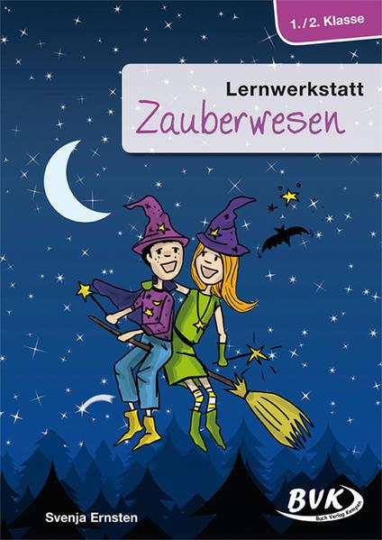 Lernwerkstatt Zauberwesen - Coverbild