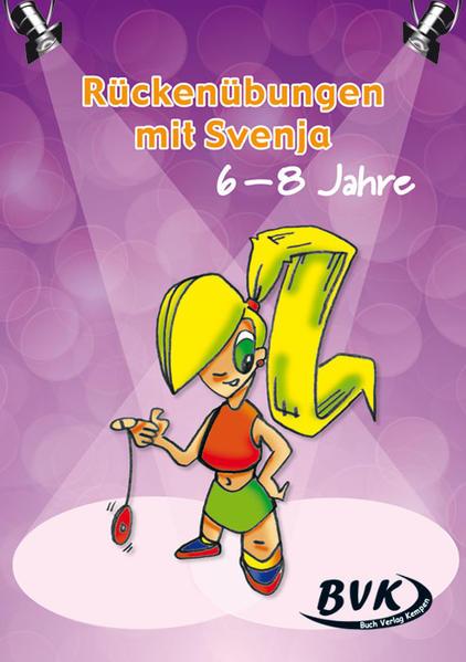 Rückenübungen mit Svenja 6-8 Jahre - Coverbild