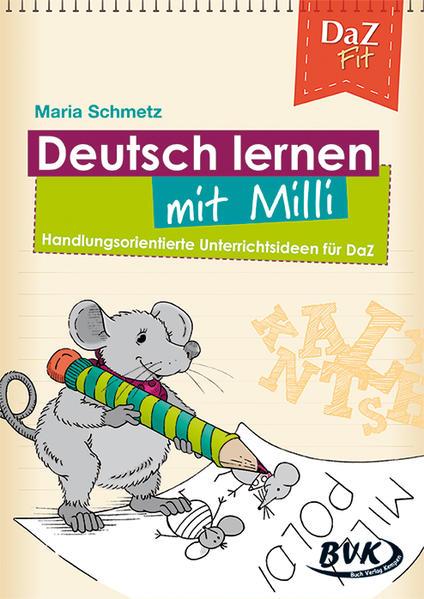 Deutsch lernen mit Milli - Coverbild