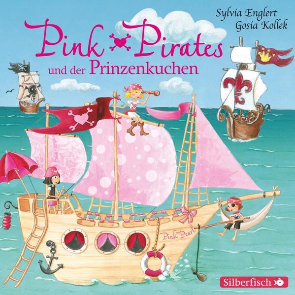 Pink Pirates und der Prinzenkuchen - Coverbild
