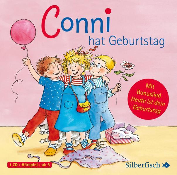Conni hat Geburtstag. Mit Freundschaftsarmband - Coverbild