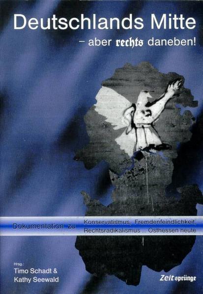 Deutschlands Mitte - aber rechts daneben! - Coverbild