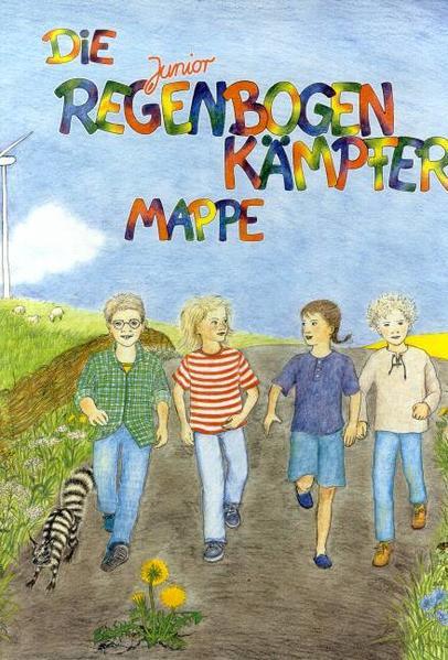 Die (Junior-)Regenbogenkämpfermappe - Coverbild