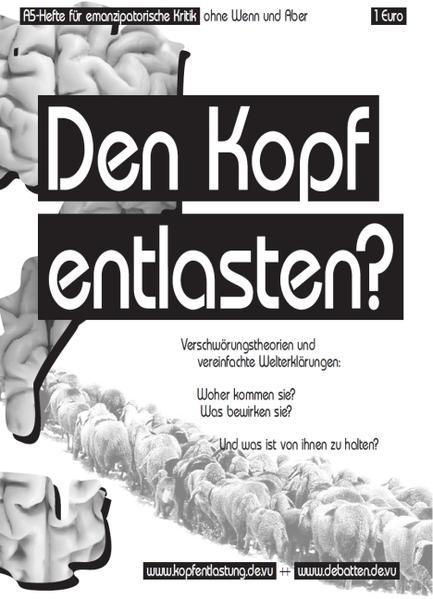 Den Kopf entlasten! - Coverbild