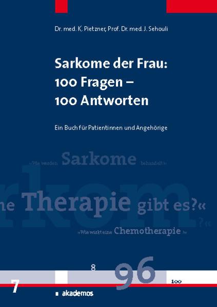 Sarkome der Frau: 100 Fragen - 100 Antworten - Coverbild