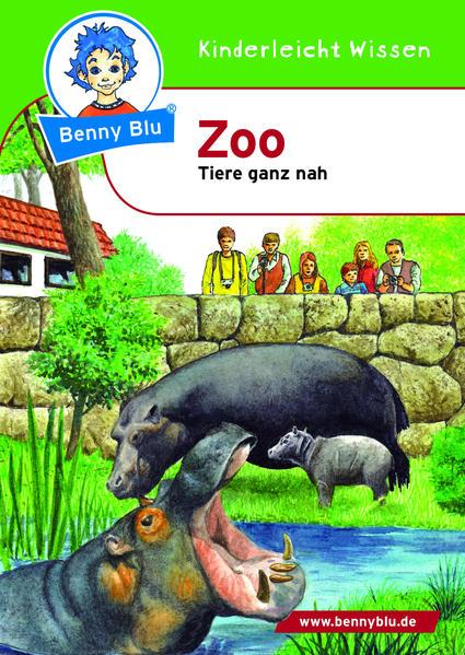 Benny Blu - Zoo - Coverbild