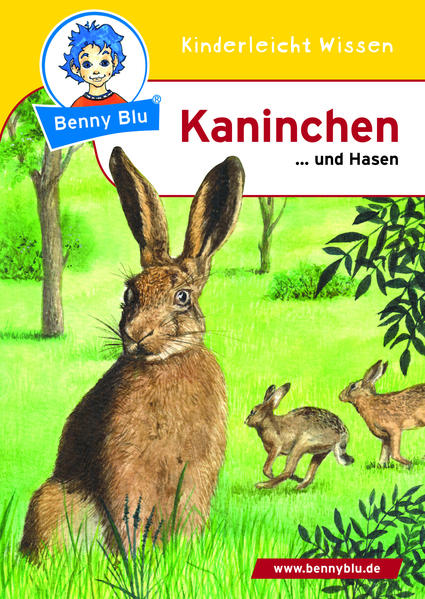 Benny Blu - Kaninchen - Coverbild