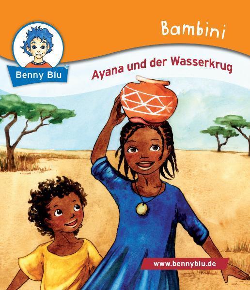 Bambini Ayana und der Wasserkrug - Coverbild
