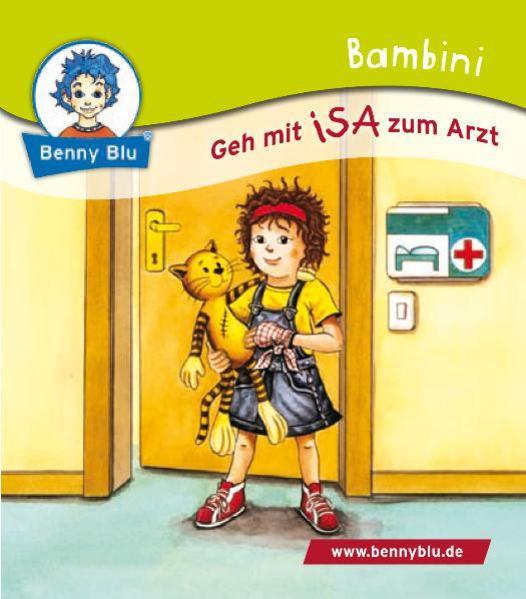 Bambini Geh mit ISA zum Arzt - Coverbild
