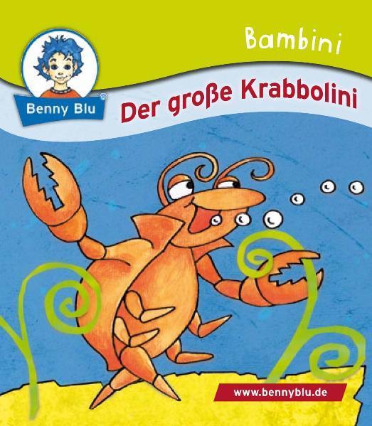 Bambini Der große Krabbolini - Coverbild
