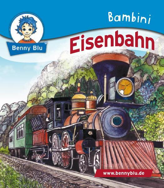 Bambini Eisenbahn - Coverbild
