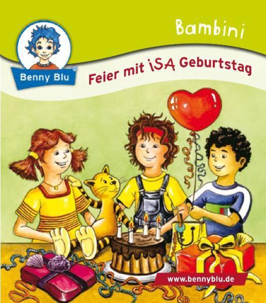 Bambini Feier mit ISA Geburtstag - Coverbild