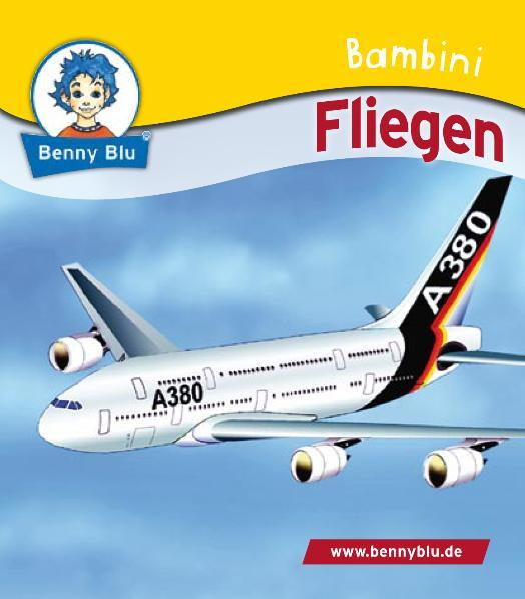 Bambini Fliegen - Coverbild