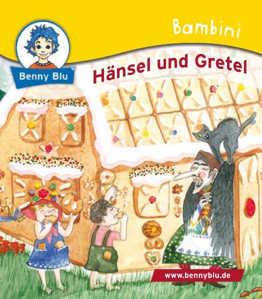 Bambini Hänsel und Gretel - Coverbild
