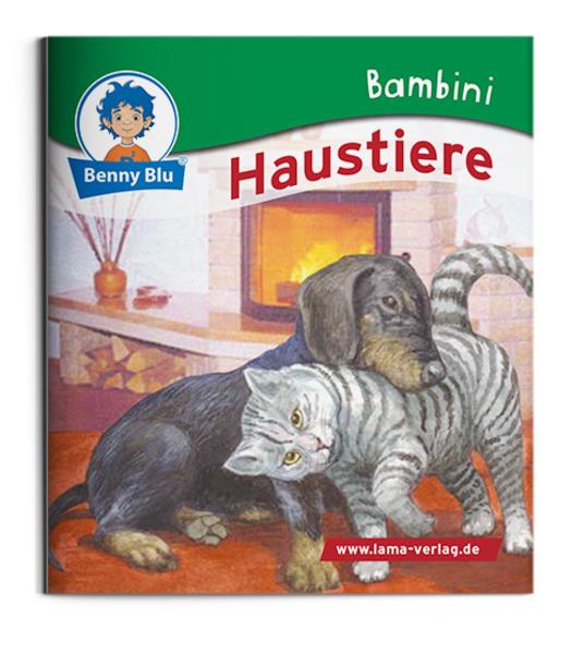 Bambini Haustiere - Coverbild