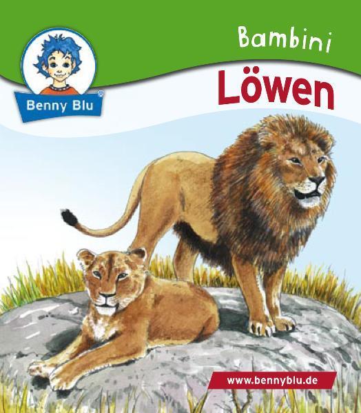 Bambini Löwen - Coverbild