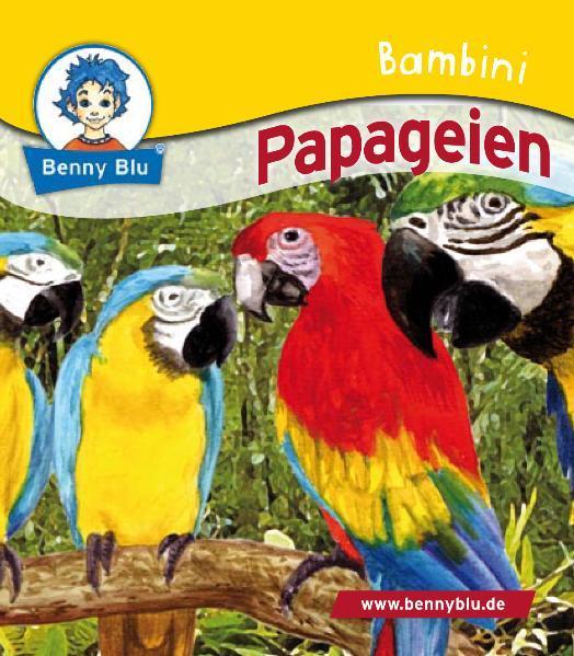 Bambini Papageien - Coverbild