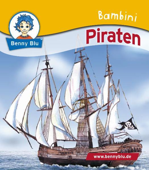 Bambini Piraten - Coverbild