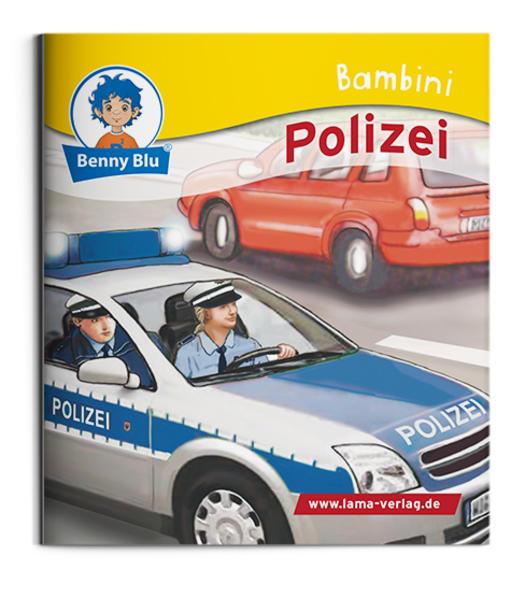 Bambini Polizei - Coverbild