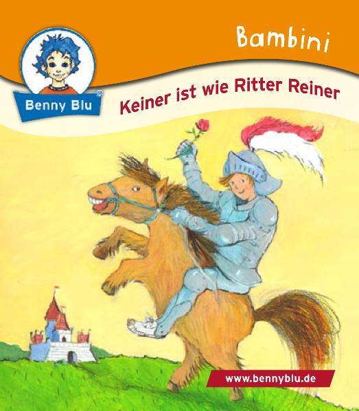 Bambini Keiner ist wie Ritter Reiner - Coverbild