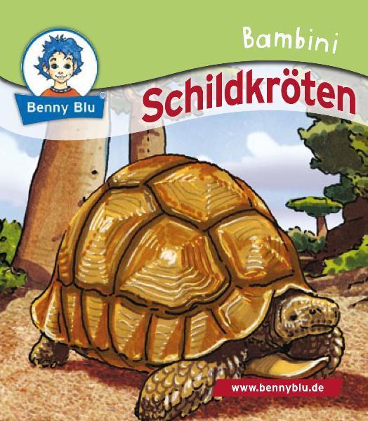Bambini Schildkröten - Coverbild