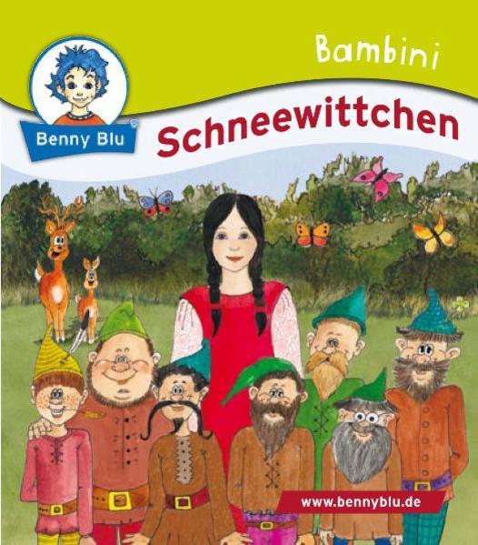 Bambini Schneewittchen - Coverbild