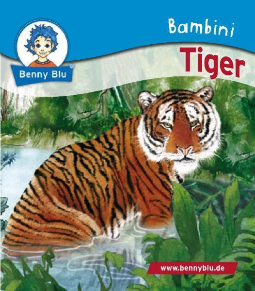 Bambini Tiger - Coverbild
