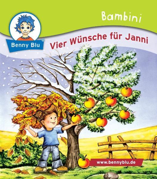 Bambini Vier Wünsche für Janni - Coverbild