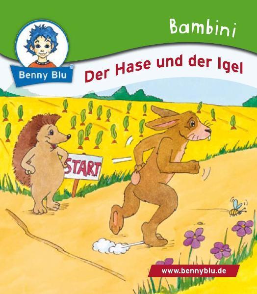 Bambini Der Hase und der Igel - Coverbild