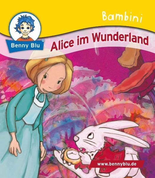 Bambini Alice im Wunderland - Coverbild