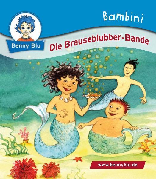 Bambini Die Brauseblubber Bande - Coverbild