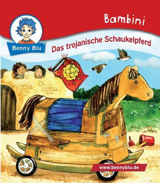 Bambini Das trojanische Schaukelpferd - Coverbild