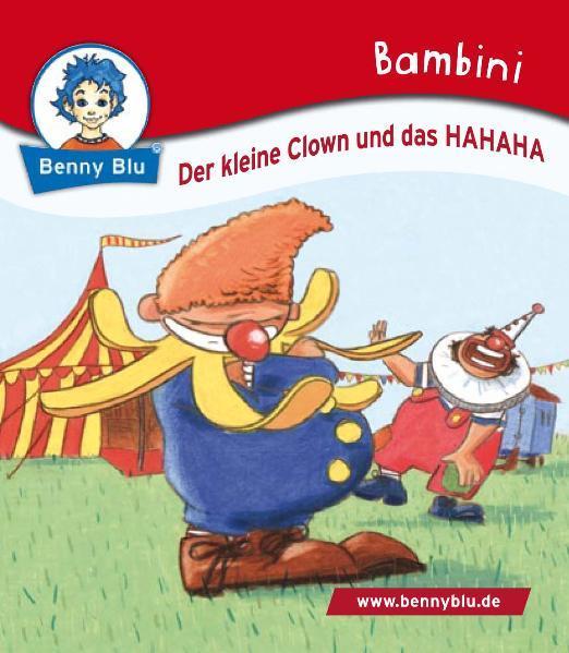 Bambini Der kleine Clown und das HAHAHA - Coverbild