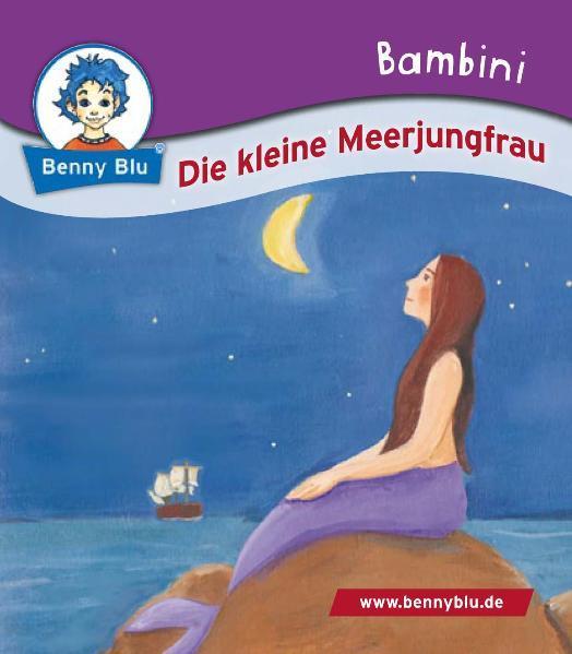 Bambini Die kleine Meerjungfrau - Coverbild