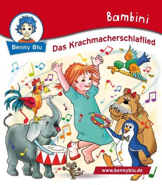 Bambini Das Krachmacherschlaflied - Coverbild