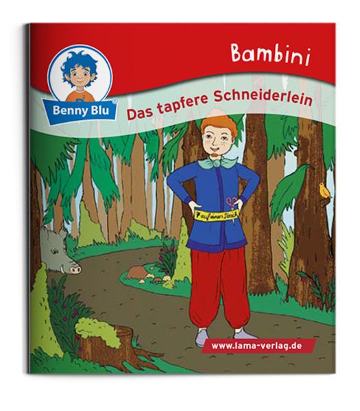 Bambini Das tapfere Schneiderlein - Coverbild