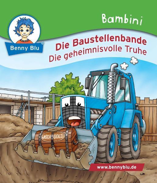 Bambini Die Baustellenbande. Die geheimnisvolle Truhe - Coverbild