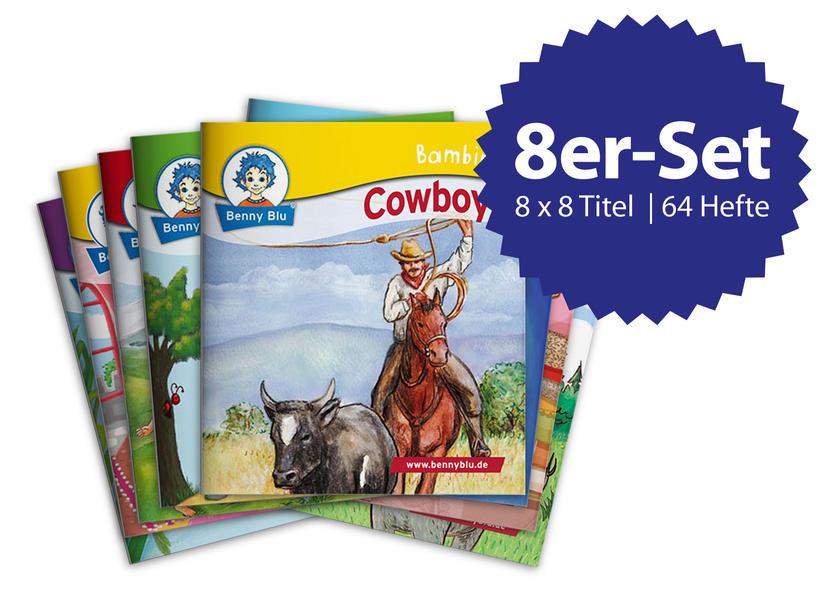 Ich wär´gerne ...- Bambini Box gefüllt mit 8 x 8 Bambini Titeln - Coverbild