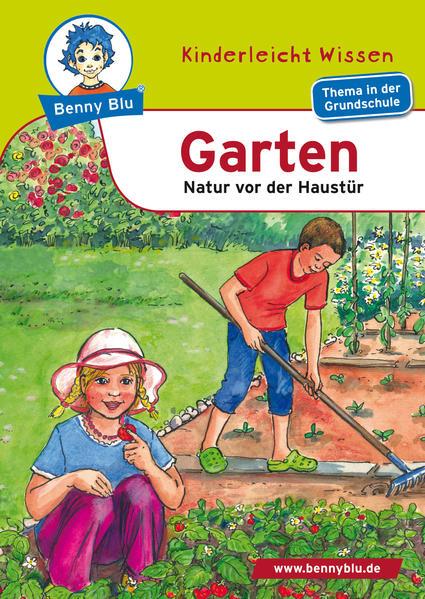 Benny Blu - Garten - Coverbild