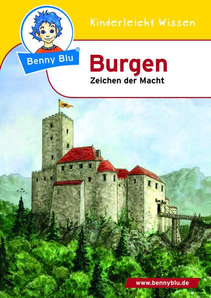 Benny Blu - Burgen - Coverbild